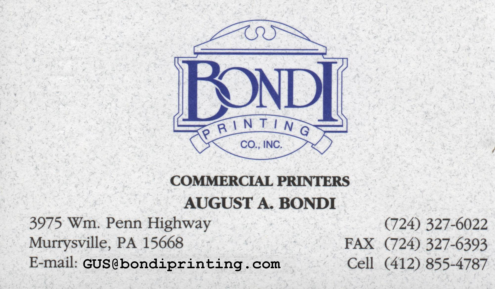 Quality Color and Monochrome Commercial Printing